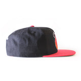 Mitchell and Ness Miami HEAT XL Two Tone Snapback - 4