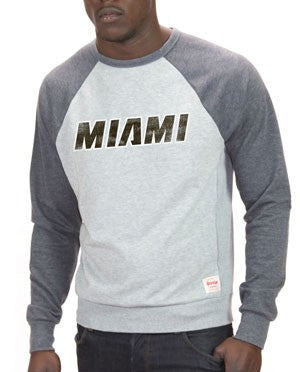Sportiqe Miami HEAT Sweatshirt