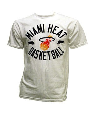 adidas Miami HEAT World Famous T-Shirt