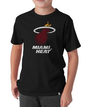 '47 Brand Miami HEAT Youth Rally T-Shirt - featured image