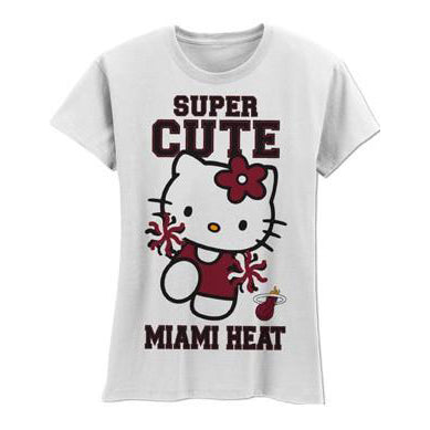 Topline Miami HEAT Youth Super Cute T-Shirt