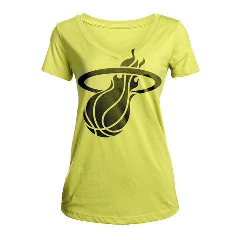 GIII Miami HEAT Ladies Look at M! Tee