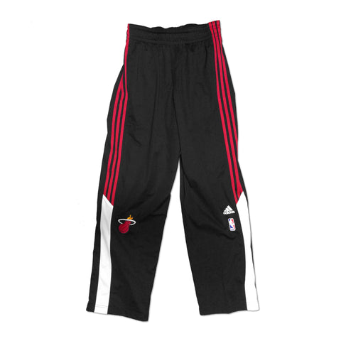 adidas Miami HEAT Black On-Court Pants