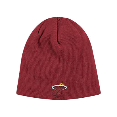adidas Miami HEAT Knit Skully Red