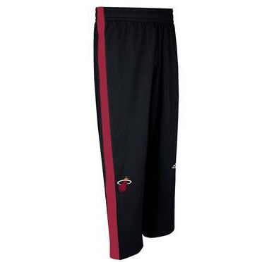 adidas Miami HEAT On-Court 2014 Pregame Pants