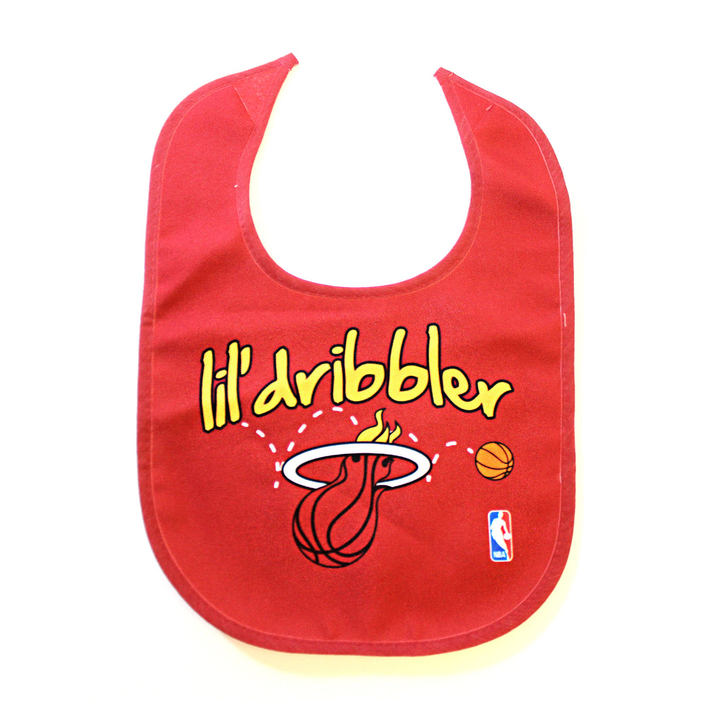 Wincraft Miami HEAT Infant Pro Baby Bib - featured image