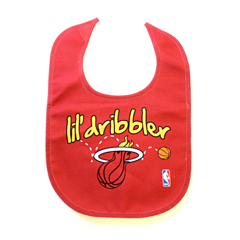 Wincraft Miami HEAT Infant Pro Baby Bib