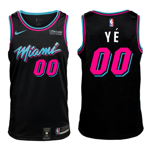 #00 YÉ Personalized Vice Jersey Youth