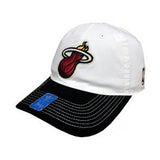 adidas Miami HEAT Ball Flex Fitted Cap - 1