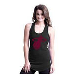 Miss Fanatic Miami HEAT Diamond Gal Tank - 3
