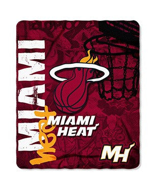 Northwest Miami HEAT Hard Knocks Fleece