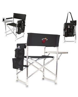 Picnic Time Miami HEAT Sports Chair