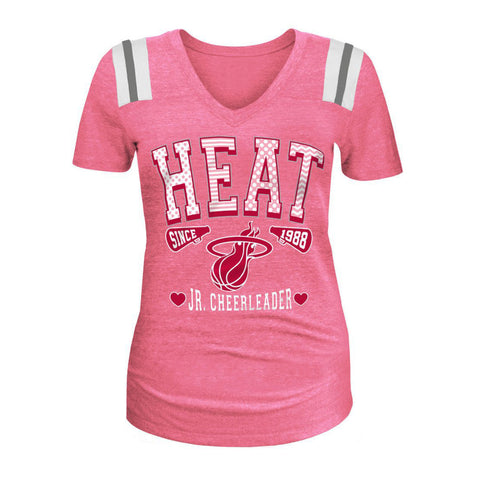 New ERA Miami HEAT Girls Jr Cheer Tee