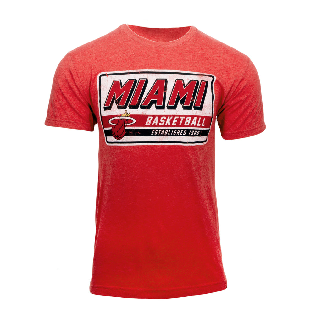 Sportiqe Miami HEAT Petty Tee - featured image