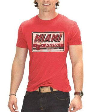 Sportiqe Miami HEAT Petty T-Shirt