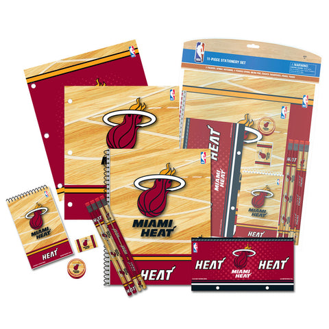 Miami HEAT School Set