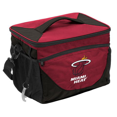 Logo Chairs Miami HEAT 24 Can Cooler