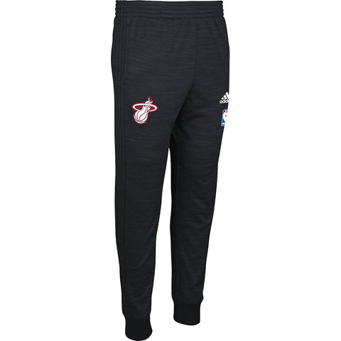 adidas Miami HEAT 2015/16 Black On-Court Pants