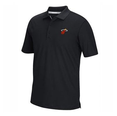 adidas Miami HEAT Three Stripe Polo