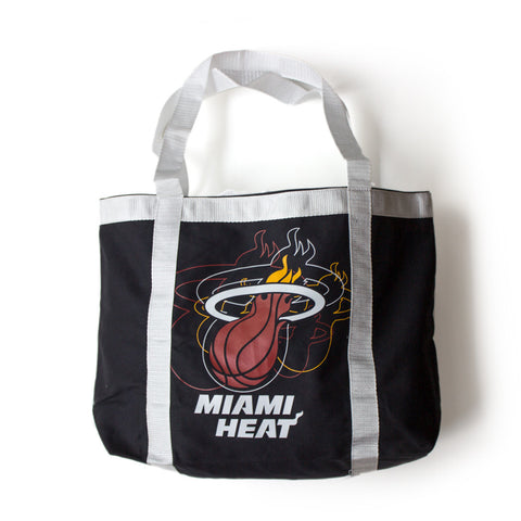 Little Earth Miami HEAT Team Tailgate Tote