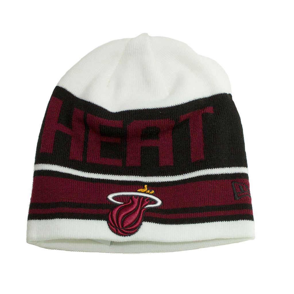 New ERA Miami HEAT Snow Top Knit - featured image
