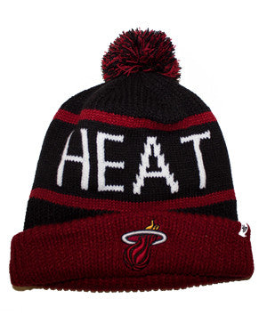 '47 Miami HEAT Calgary Knit Hat