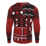 Forever Collectibles Miami HEAT Ugly Sweater - 2