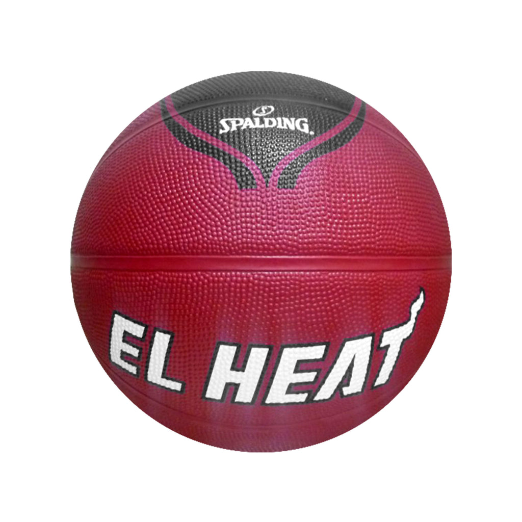 Spalding Miami HEAT EL HEAT Basketball