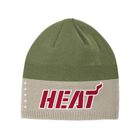 adidas Miami HEAT Home Strong Beanie