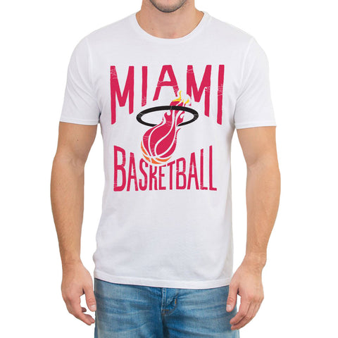 Junk Food Miami HEAT Electric T-Shirt