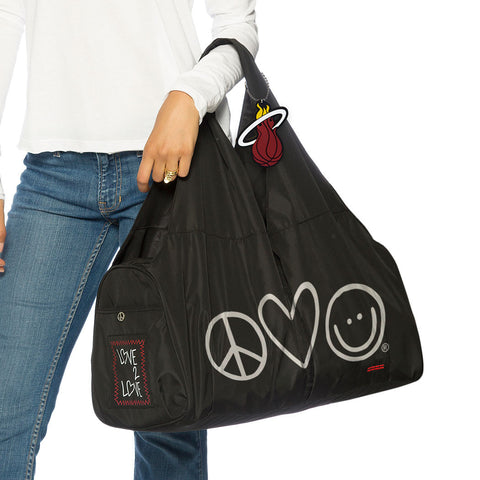 Peace Love World Miami HEAT Love to Love Bag