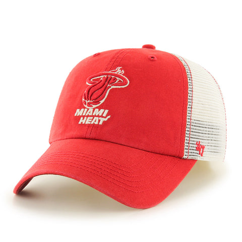 '47 Miami HEAT Rockford Closer Fitted Cap