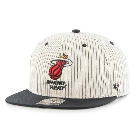 '47 Miami HEAT Woodside Snapback