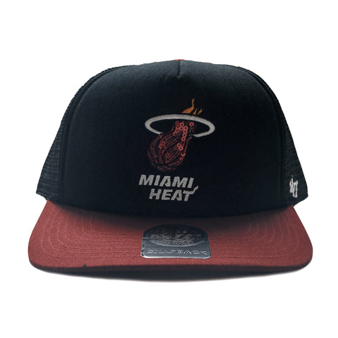 '47 Miami HEAT Ladies Glimmer Cap