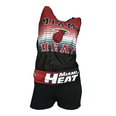 Concepts Sports Miami HEAT Dynamic Sleep Set