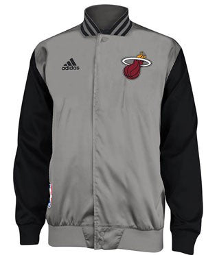 adidas Miami HEAT 2nd Half 2014 On Court Jacket