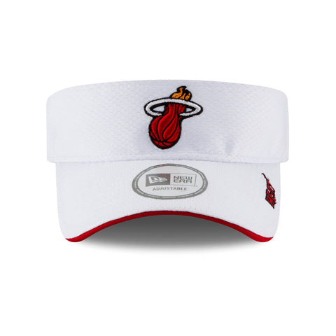 New ERA New Era Miami HEAT Stretch Visor