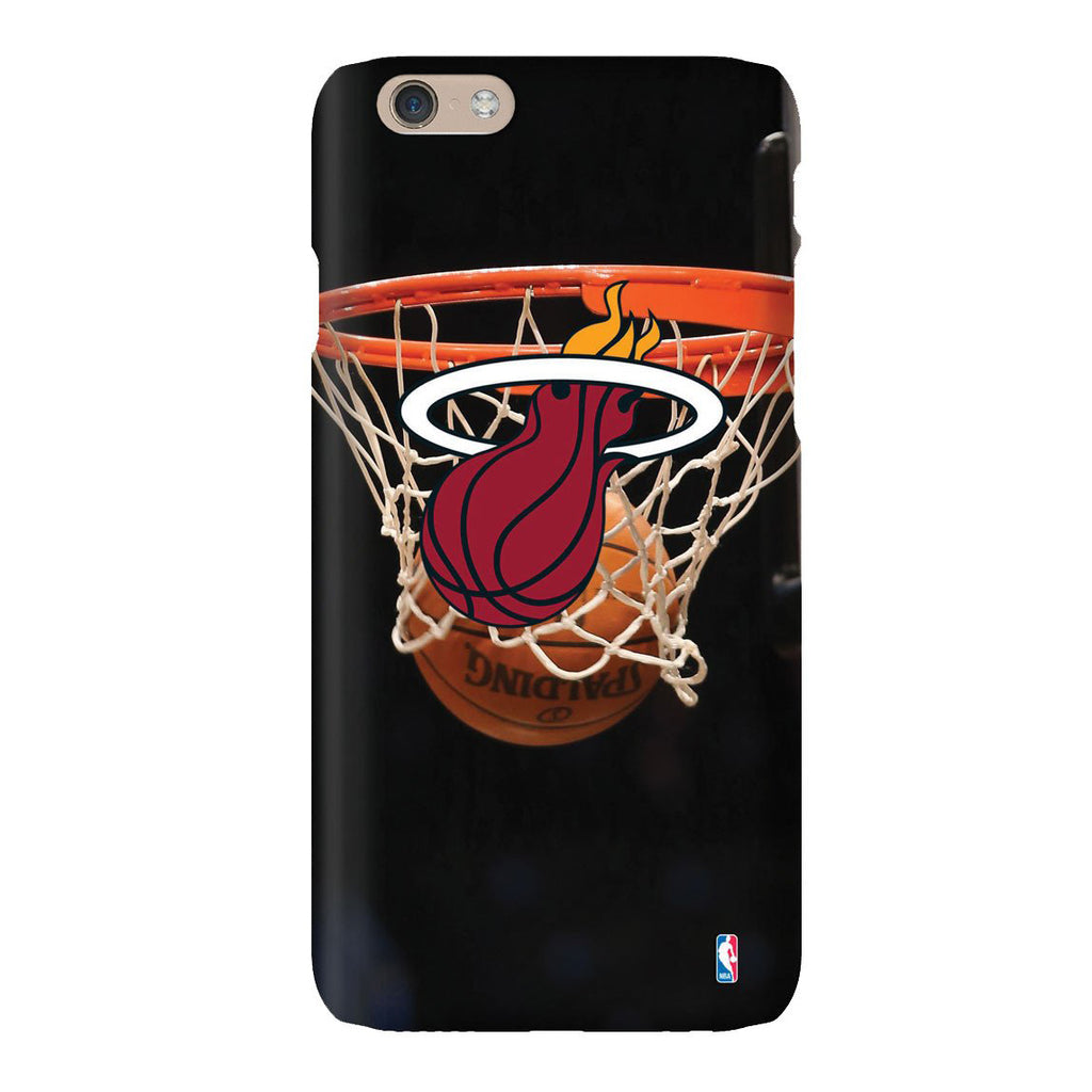 Hoot Miami HEAT Net Logo iPhone6+/6s+ Case