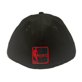 New ERA Miami HEAT Logo Repeat Fitted Cap - 2