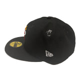 New ERA Miami HEAT Logo Repeat Fitted Cap - 3