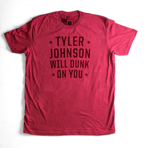 Tyler Johnson Will Dunk On You