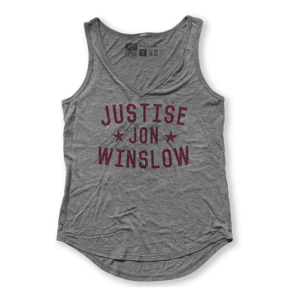 Court Culture Women's Signature Series - Justise Winslow V-Neck Tank - featured image
