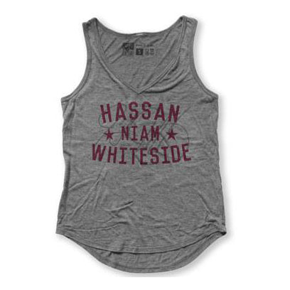 Court Culture Women's Signature Series - Hassan Whiteside V-Neck Tank - featured image