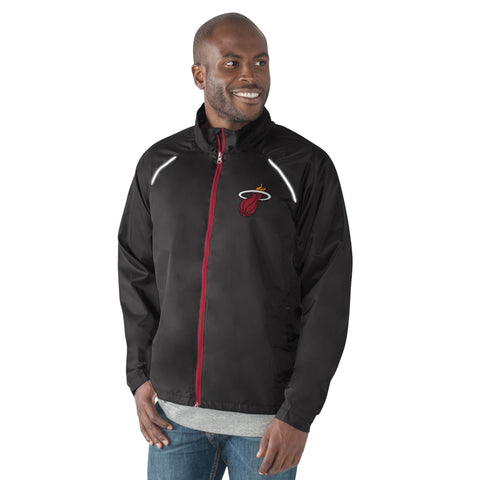 G-III Miami HEAT Interval FZ Jacket