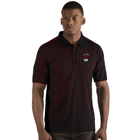 Antigua Miami HEAT Draft Polo