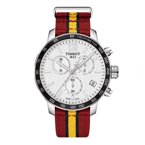 Tissot Miami HEAT Quickster Watch