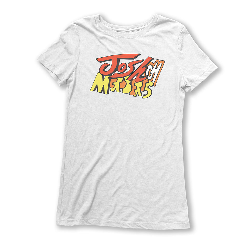 Court Culture Throwback Josh McRoberts Ladies Tee - featured image