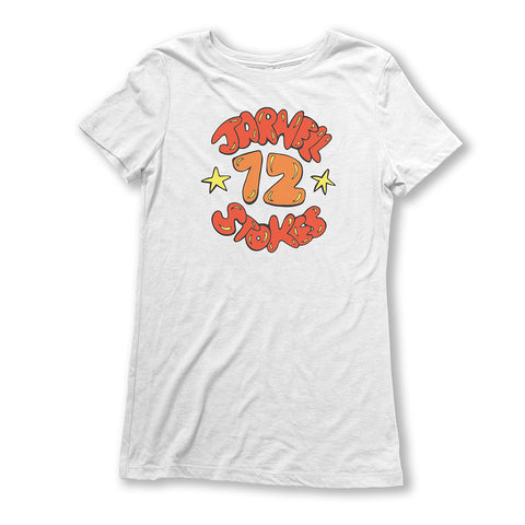 Throwback Jarnell Stokes Ladies T-Shirt