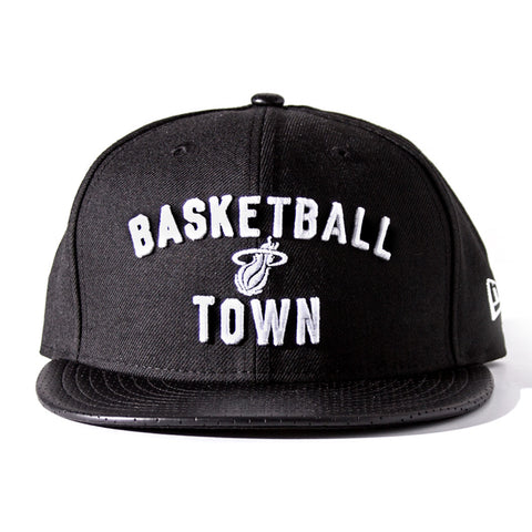 Basketball Town Court Culture 59FIFTY Fitted Cap