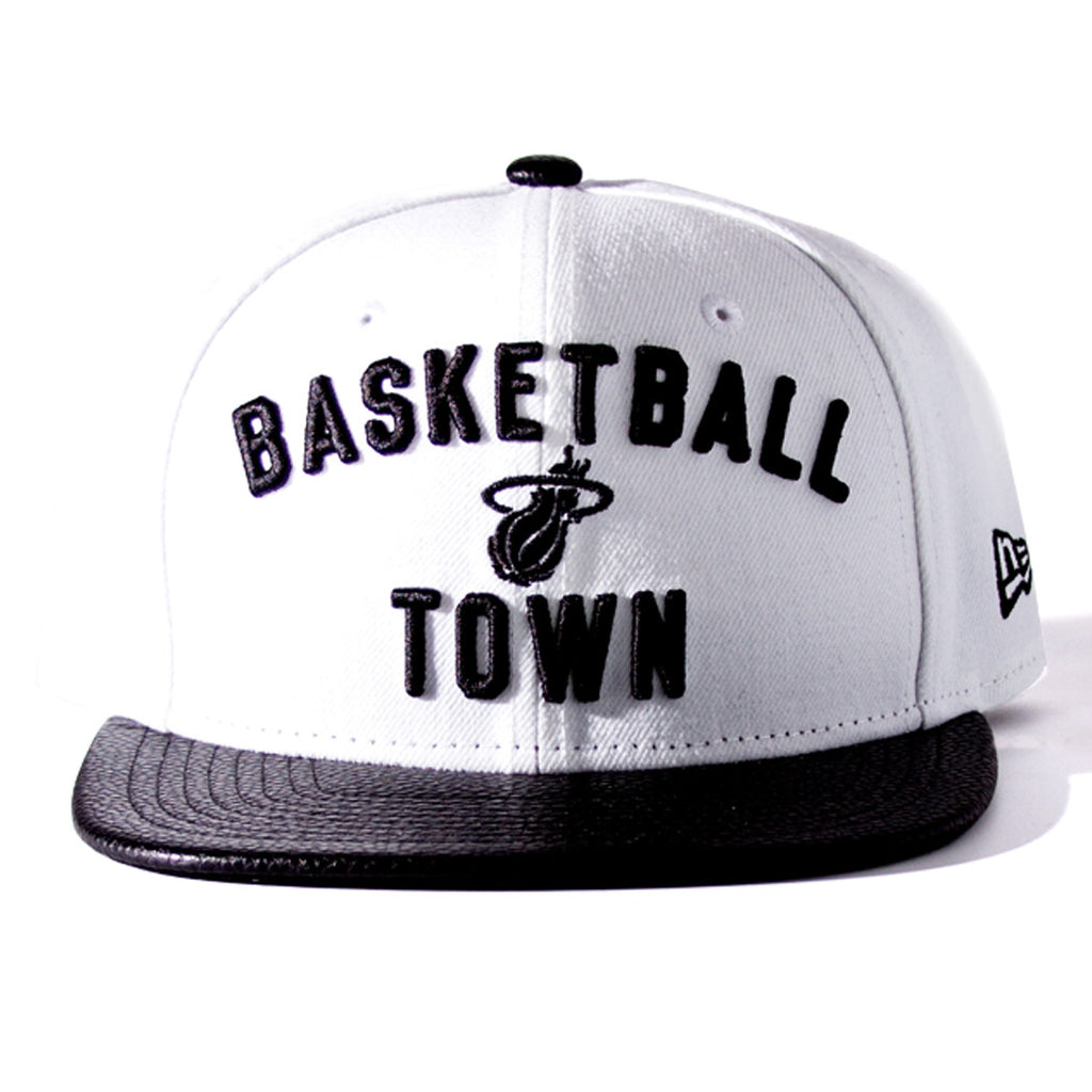 Basketball Town Court Culture 9FIFTY Snapback Cap - featured image